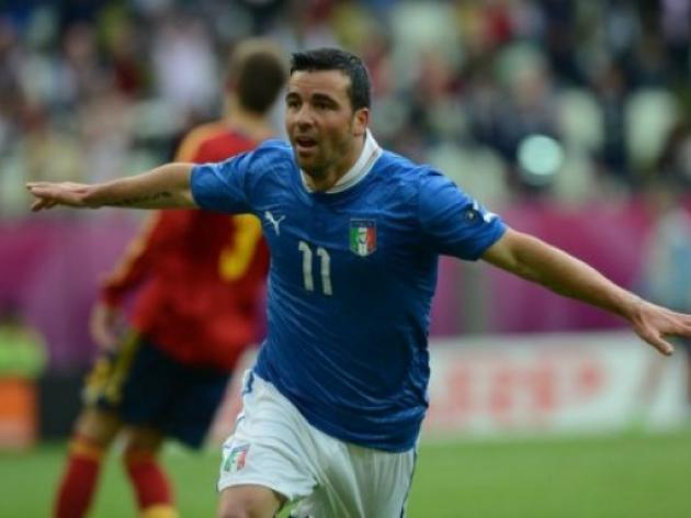 Italy hold Spain while Croats outclass Irish at Euro 2012