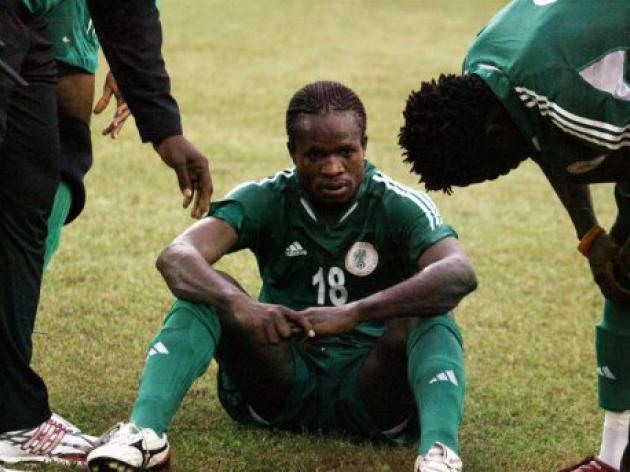 Nigerian police rescue abducted footballer Obodo