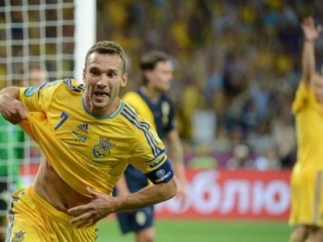 Shevchenko revels in 'historic game'