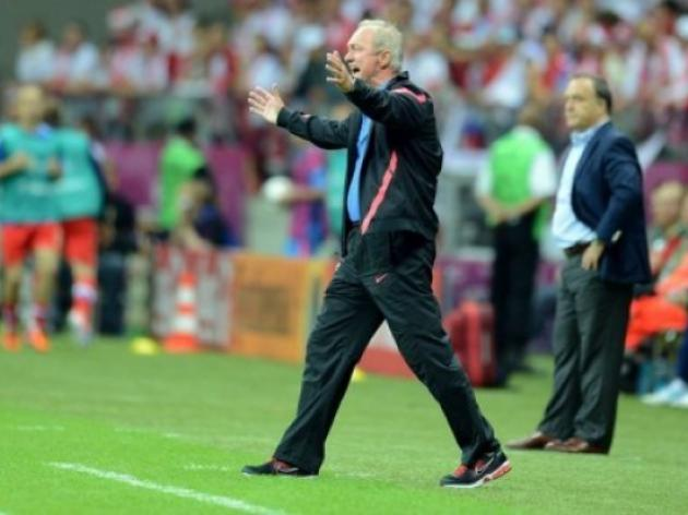 Poles coming to the boil, says coach