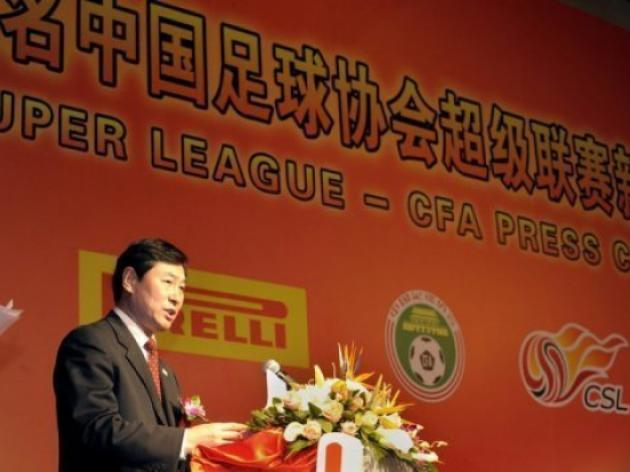 China jails football chief for bribery