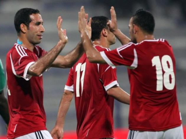 Impressive Egypt adjust sights to Cup of Nations
