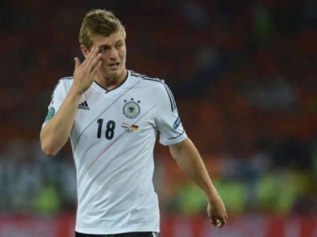 Kroos outburst doesn't faze Bierhoff