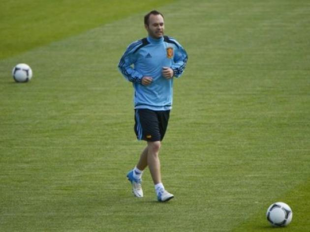 Iniesta, Spain's orchestra leader par excellence
