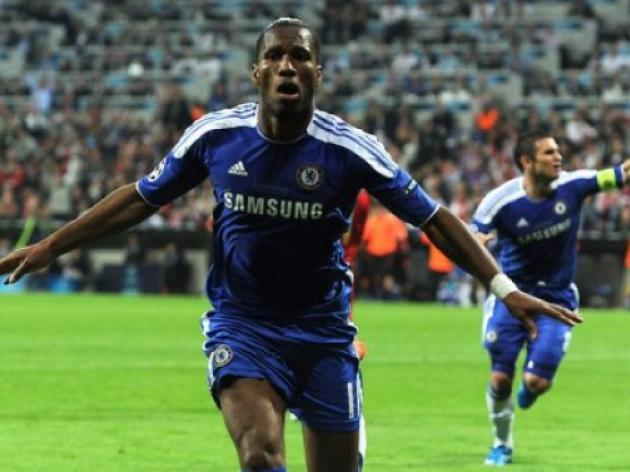 Drogba to become top China earner: report