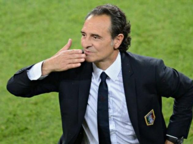 Prandelli happy to have found midfield balance