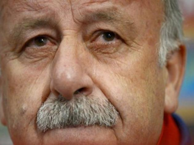 Nobody is invincible - Del Bosque