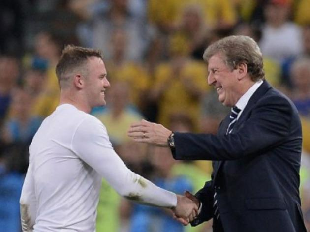 Hodgson happy with Rooney's return