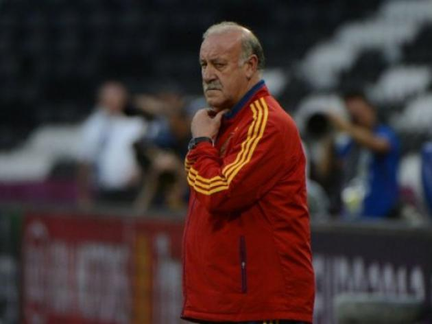 "Del Bosque admits to Spain selection ""doubts"""