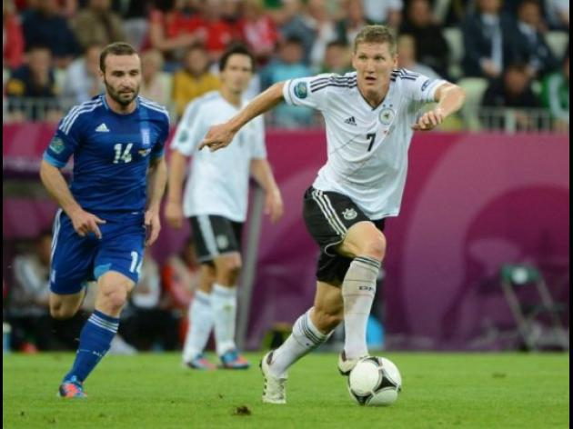 Germany 'need' Schweinsteiger to face Italy: Ozil