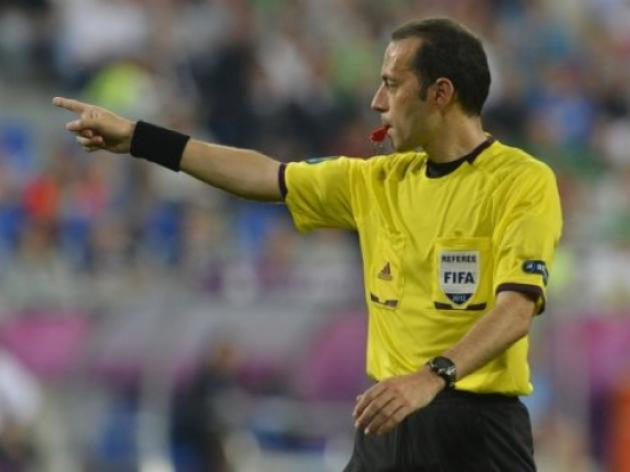 Portugal unhappy with semi-final referee: reports