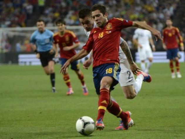 Barcelona confirm Alba talks, deny Drogba link