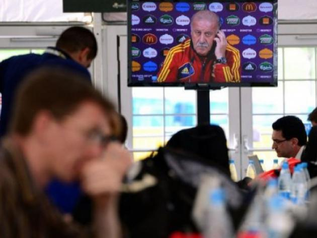 Del Bosque close to assuming mantle of greatness