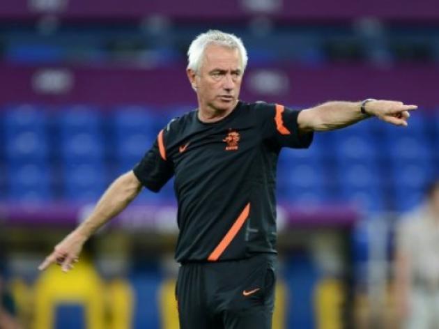 Van Marwijk resigns as Netherlands coach