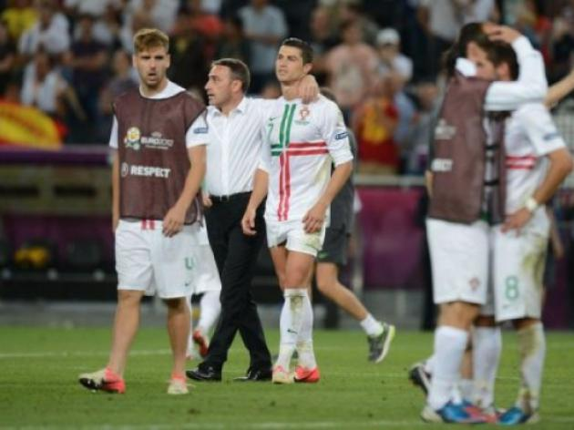 'No regrets' for Bento as Portugal fall to Spain