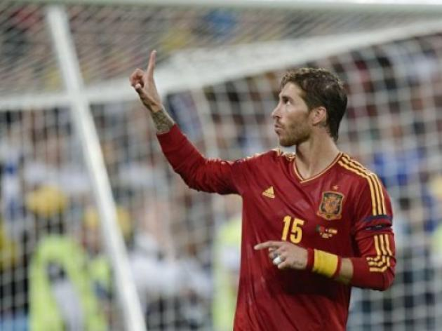 Ramos and Pirlo serve poetic justice at Euro