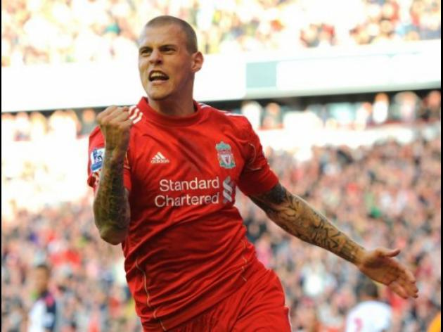 Skrtel committed to Liverpool