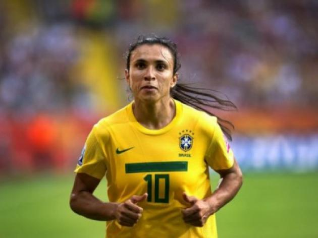 Marta spearheads Brazil bid for Olympic gold