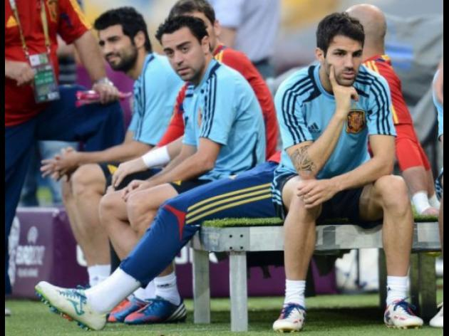Spain still hungry for success, says Xavi