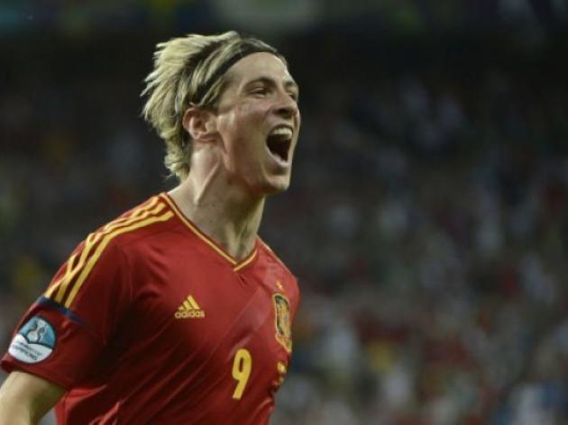 Torres gilds the lily with Euro 2012 Golden Boot