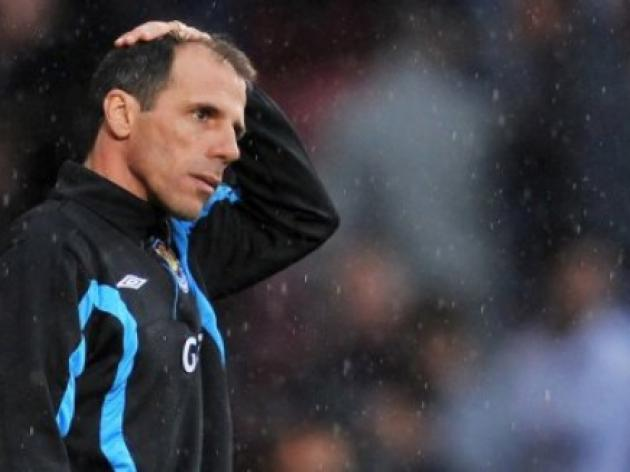 Zola set to replace Dyche at Watford
