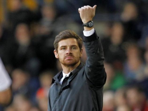Andre Villas Boas takes another swipe at Chelsea
