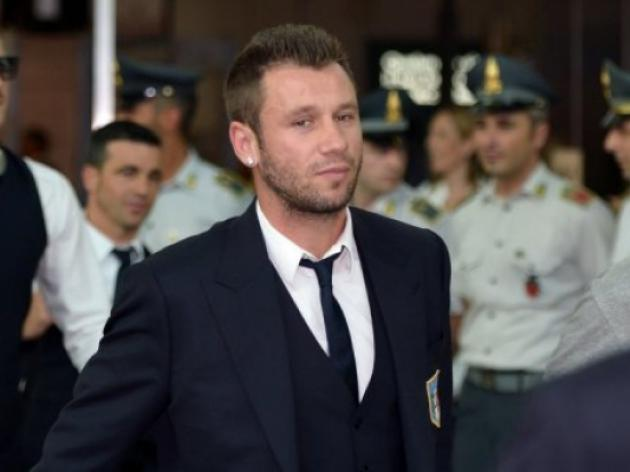 UEFA fines Cassano for discriminatory comments