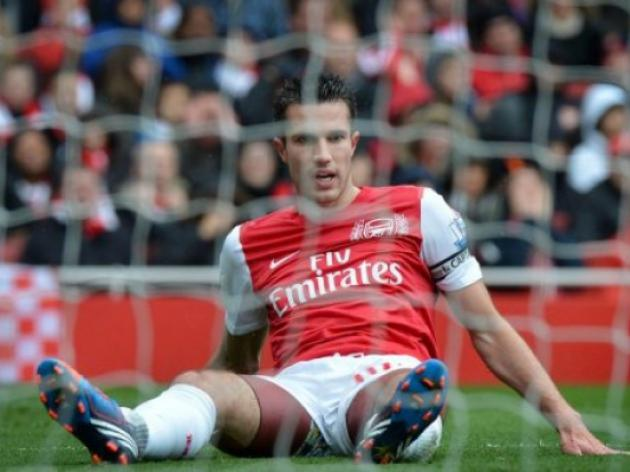Wenger still wants to keep Van Persie