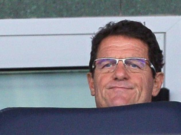 Capello gets advice on Russia from Zenit manager