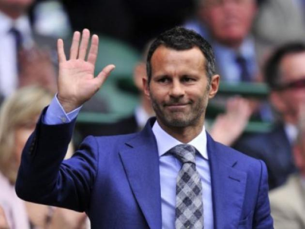 Giggs says gold would be career highlight