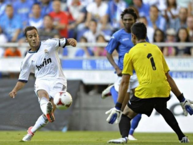 Real Madrid rout Oviedo to open pre-season