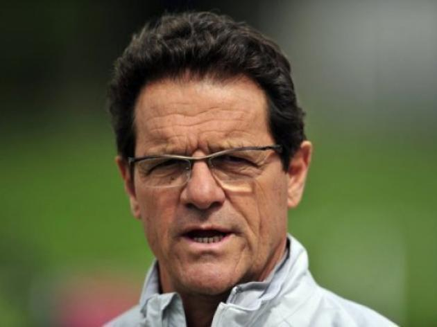 Ex-England boss Capello confirmed as Russia coach