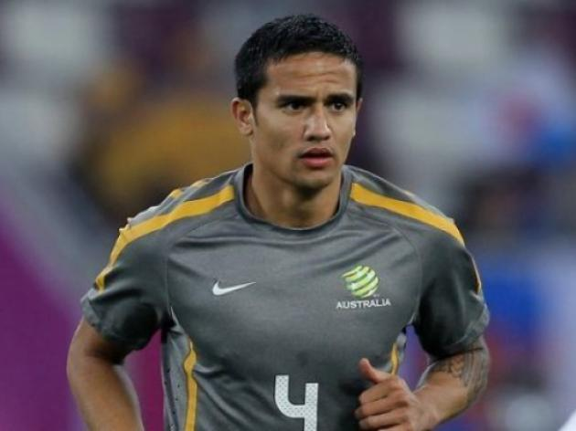 Tim Cahill signs for MLS Red Bulls