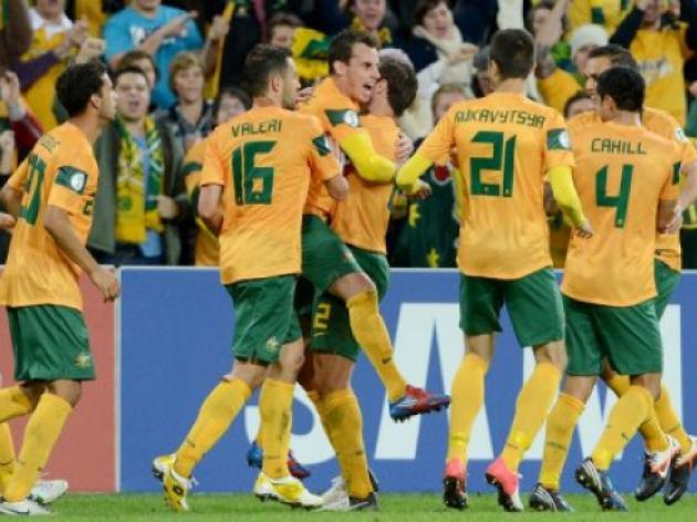 Australia to play Lebanon for first time