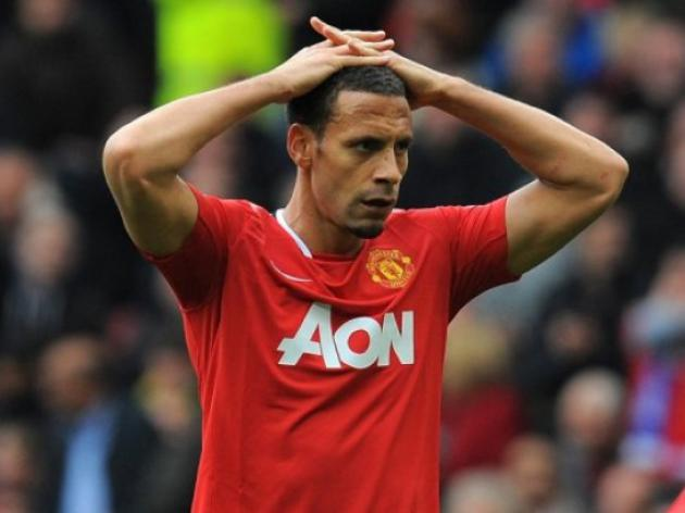 FA charge Ferdinand over Twitter comments