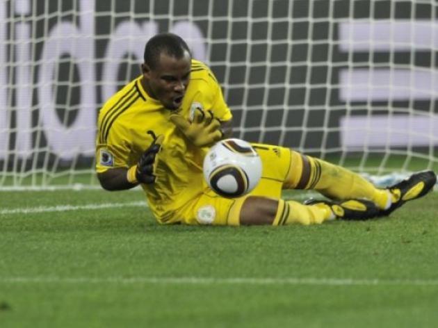 Lilles Enyeama loaned to Maccabi Tel-Aviv