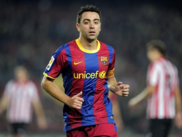 Xavi, Puyol rested for Spain friendly