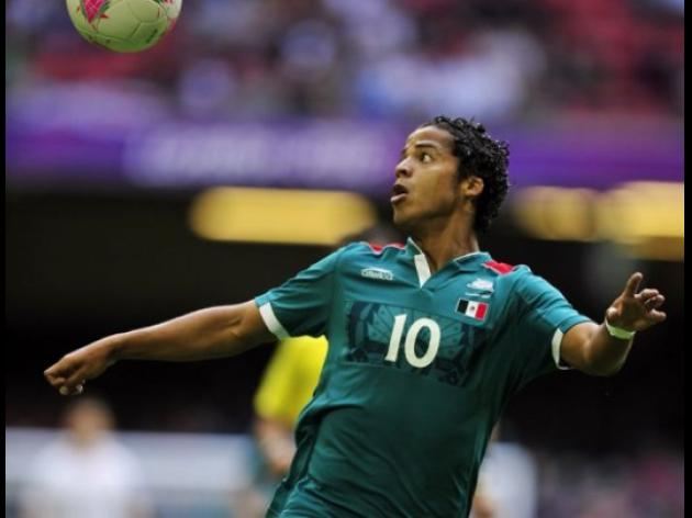 Mexicos Dos Santos ruled out of Brazil final