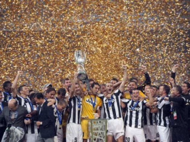 Juventus clinch Italian Super Cup