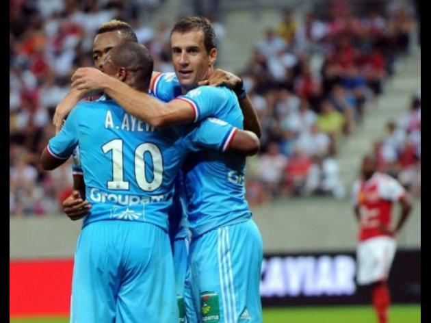 Marseille off to winning start