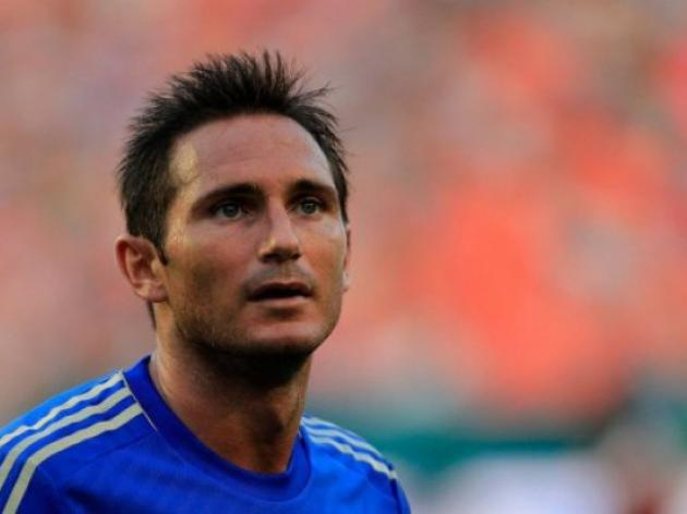 Veteran Lampard to lead out youthful England