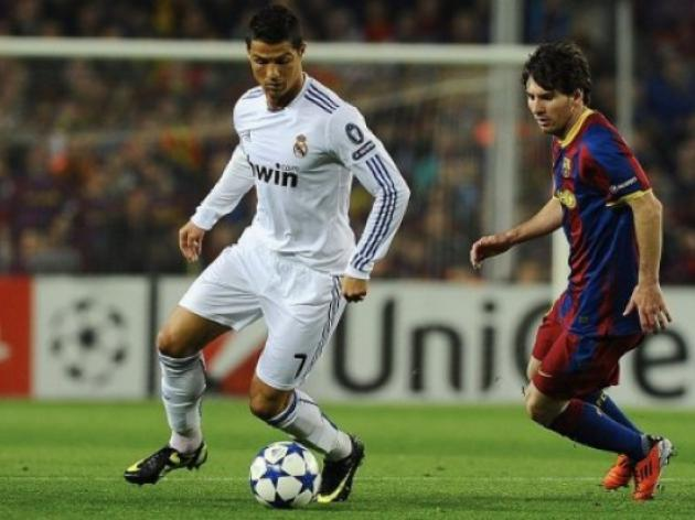 Messi says Ronaldo rivalry is media construct