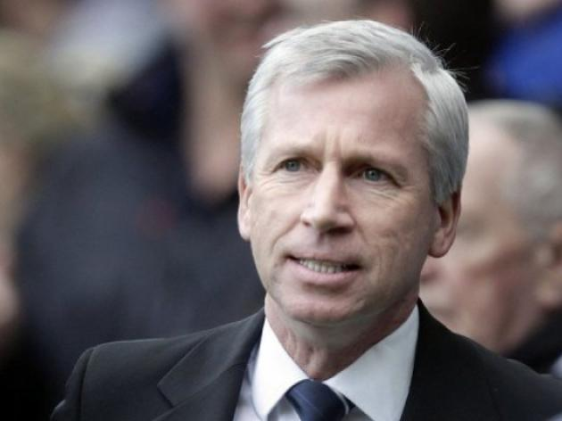 Pardew could face ban after push on official