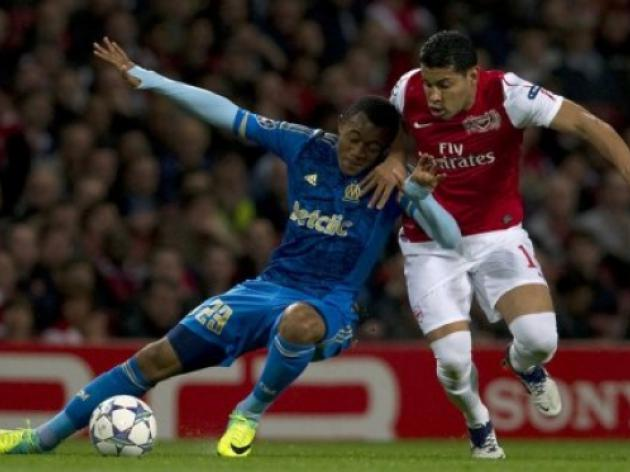 Arsenals Andre Santos arrested after car chase