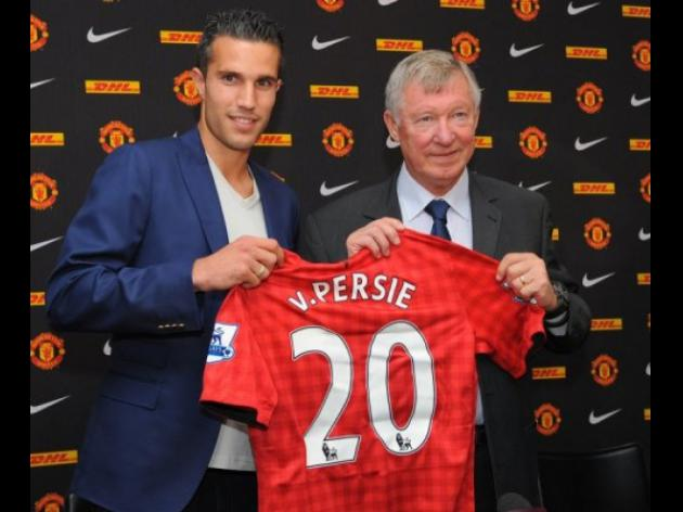 Ferguson rules out more Man Utd signings