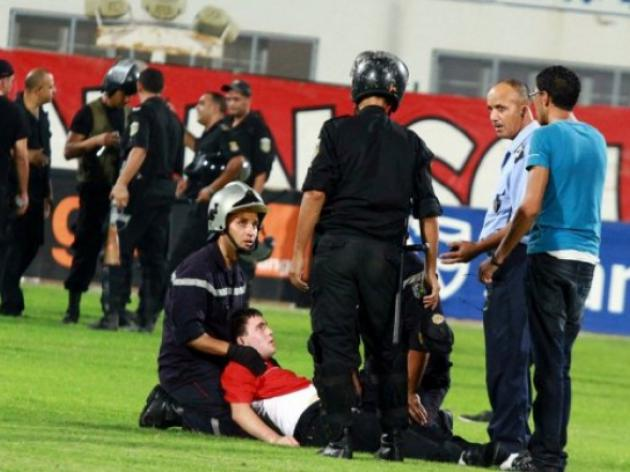 Tunisian club kicked out of CAF Champions League