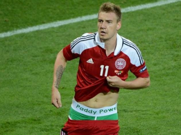 Bendtner ban upheld by UEFA