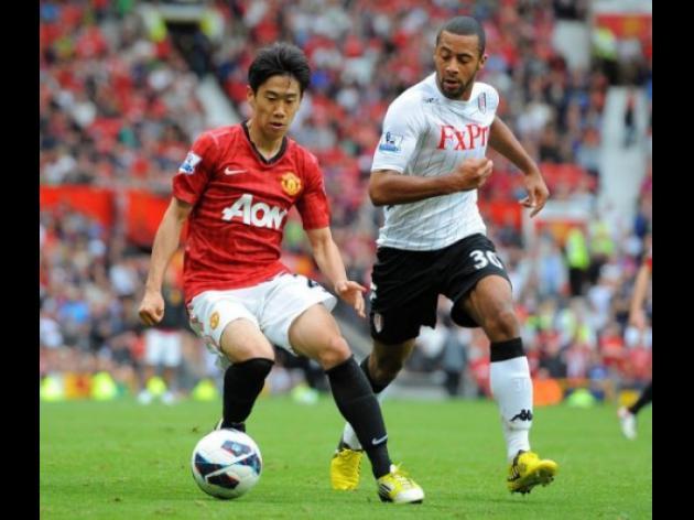 Man Utds Kagawa shunted left by Honda