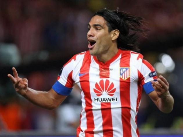 Falcao-led Atletico devour not so super Chelsea