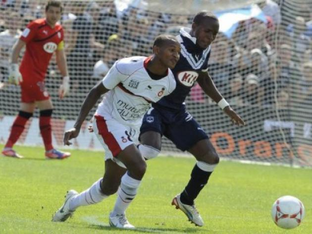 Late Nice goal denies Bordeaux